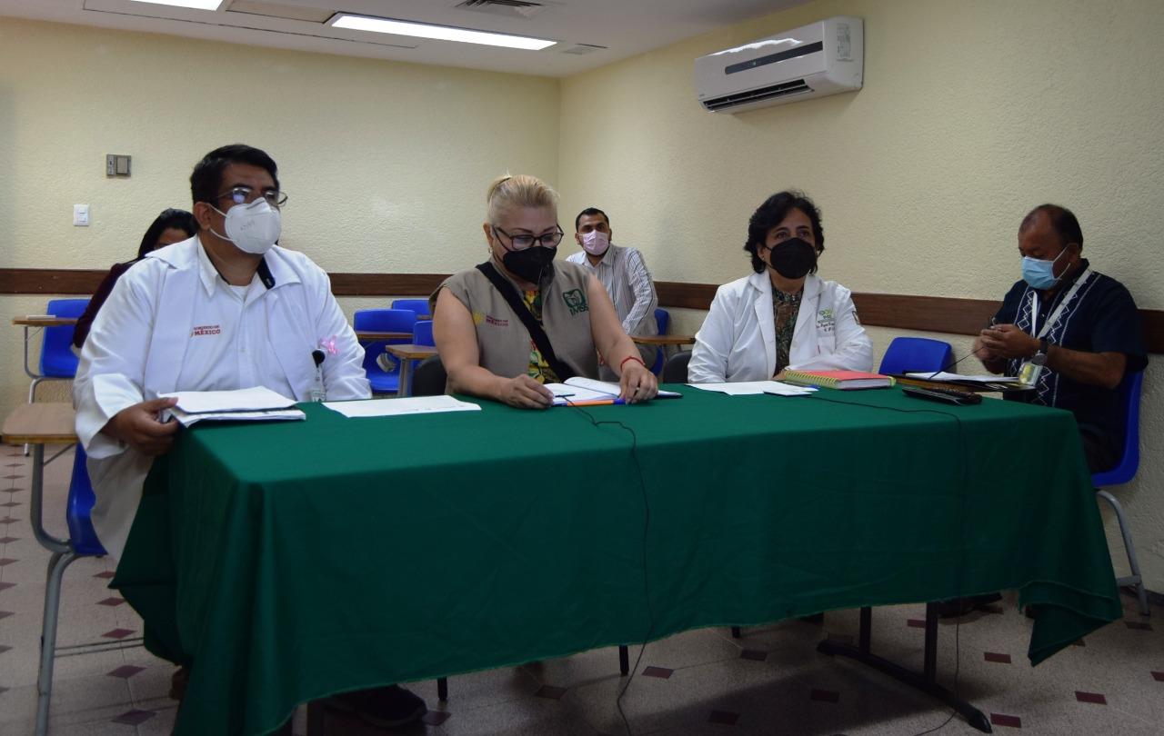 IMSS supervisa estrategias implementadas en unidades médicas