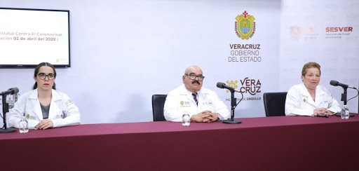 4 mil 794 veracruzanos han fallecido por COVID19.