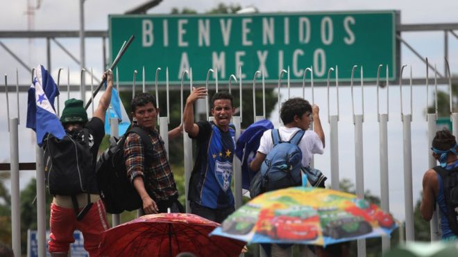 INM: Pandemia disminuyó el flujo de migrantes en Veracruz