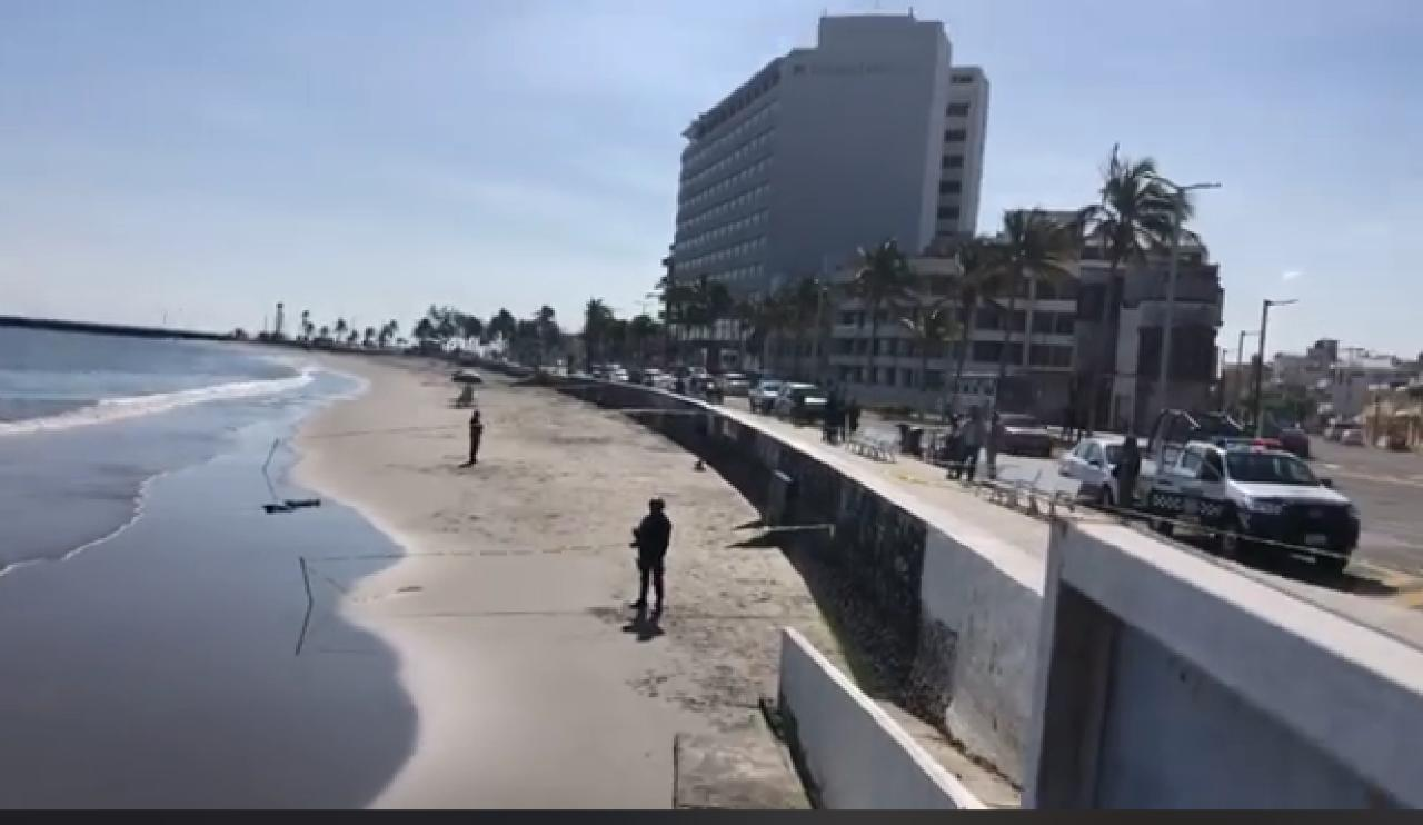 Hallan hombre muerto en Playa Regatas