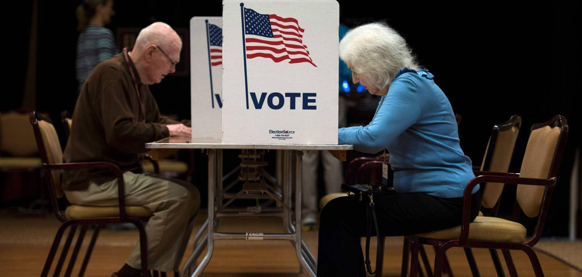 FBI: Rusia e Irán interfieren en las elecciones de Estados Unidos