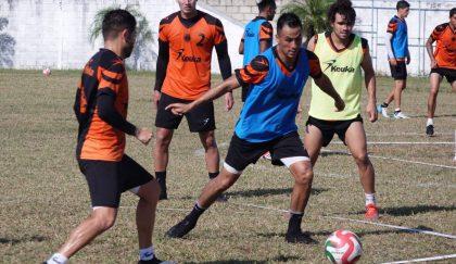 Atlético Veracruz se alista para debutar en el Pirata Fuente