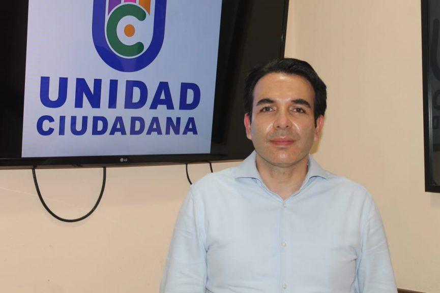 Unidad Ciudadana toma fuerza en Veracruz: Francisco Toriz