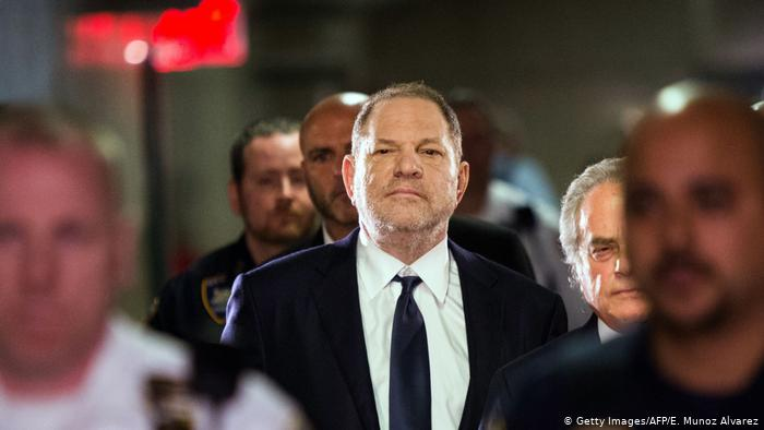 Harvey Weinstein se queda sin libertad bajo fianza.