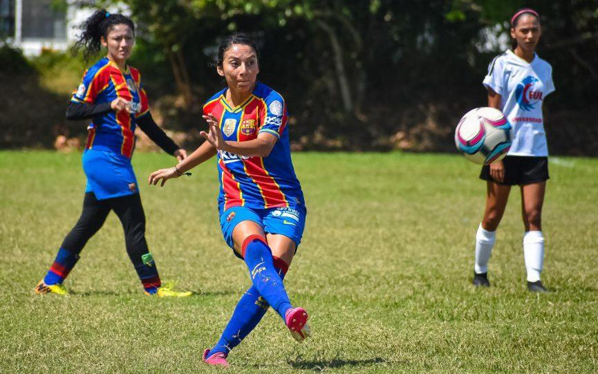 Canpalau comanda la Liga Mexicana de Futbol Femenil tras cinco jornadas disputadas