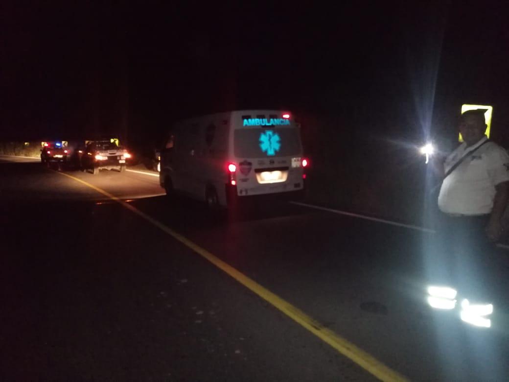 Atropellan y matan a mujer en carretera Paso del Toro-Boca del Río