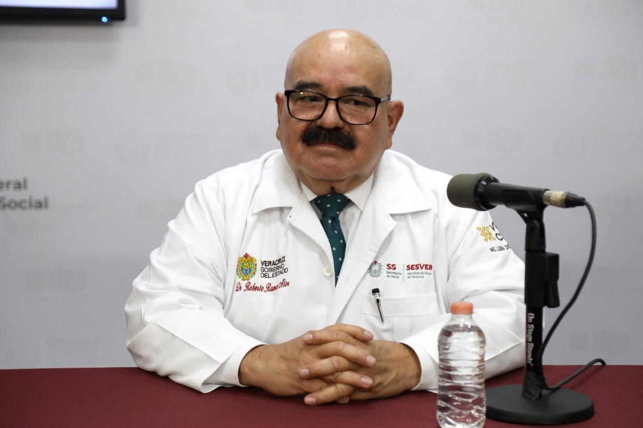 COVID-19 ha sepultado a 4 mil 762 en Veracruz.