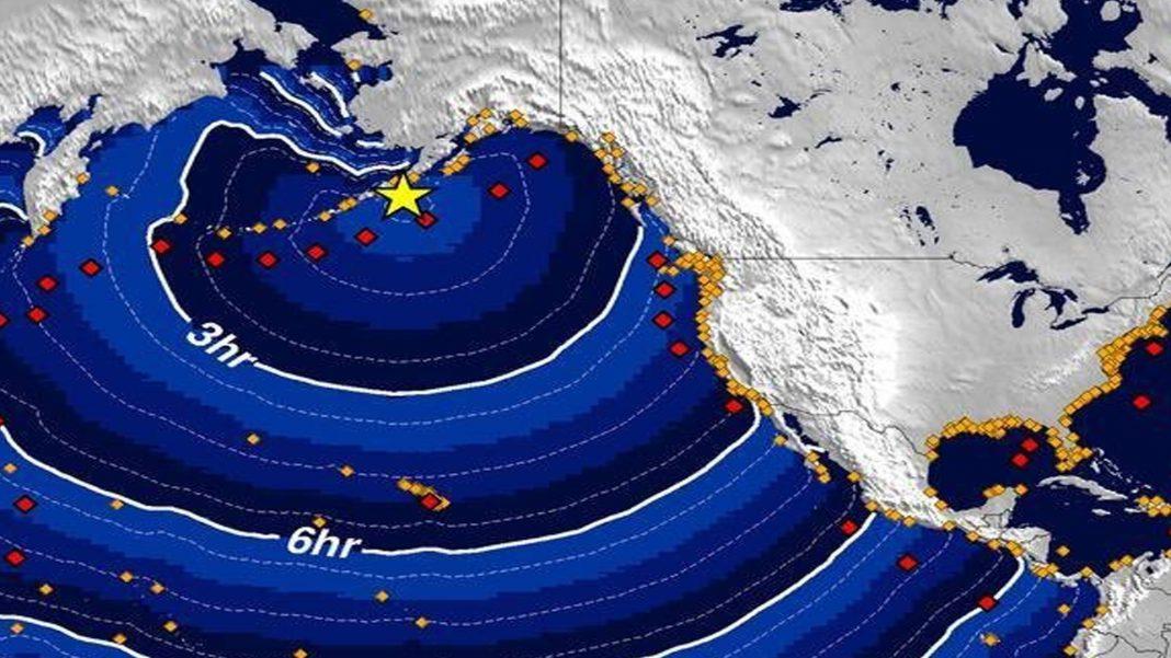 Tras sismo de 7.5 en Alaska, hay temor por alerta de tsunami