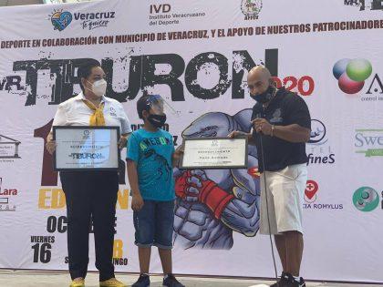 Leonardo Balderas gana el Mr. Tiburón 2020