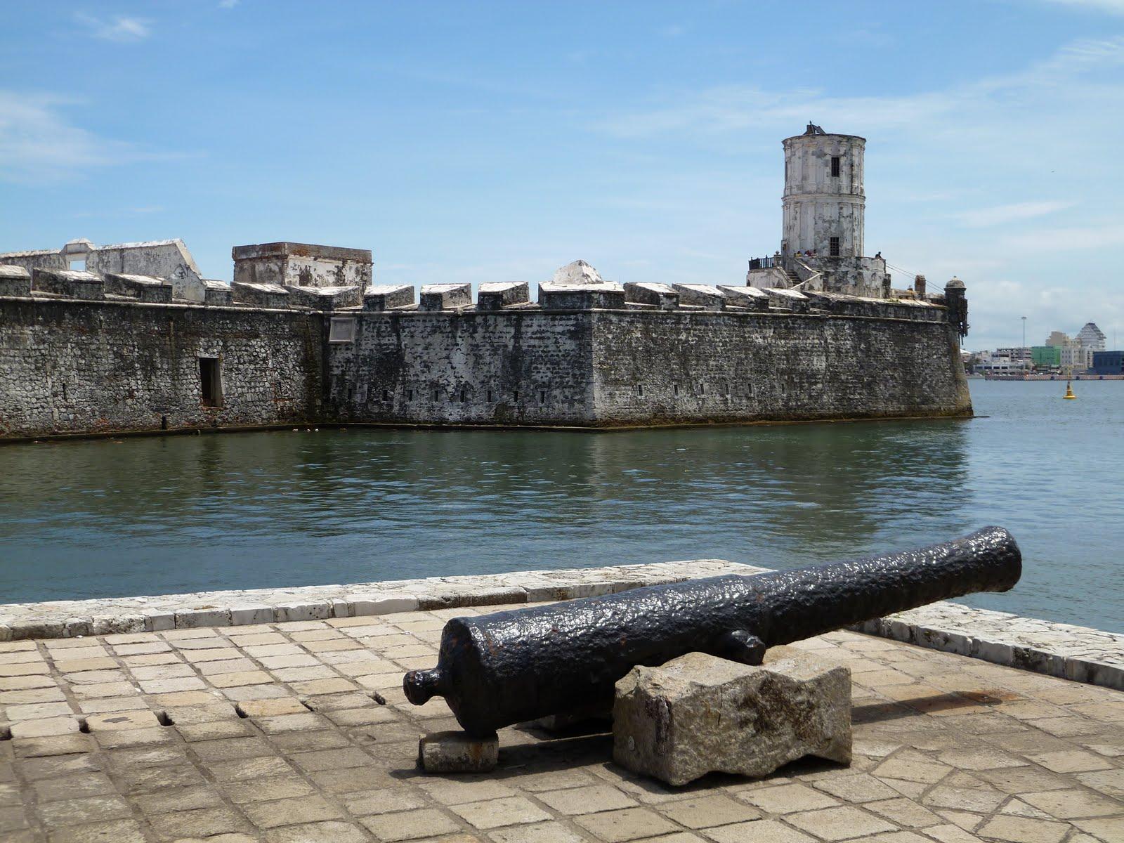 Aún sin fecha para reabrir San Juan de Ulúa