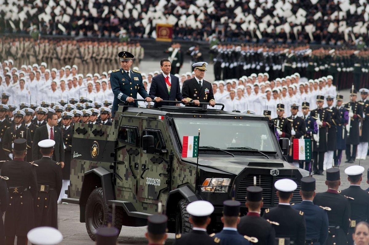 Ejército Mexicano se encuentra bajo sospecha tas captura de Cienfuegos