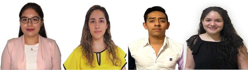 UVM Veracruz presenta al nuevo Comité Estudiantil 2020-2021.