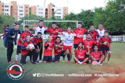 CVF Tiburón recibe al Atlético Jalisco en su debut en la LBM