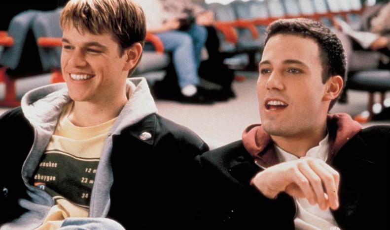 Matt Damon se burla de Affleck porque ya no es Batman.