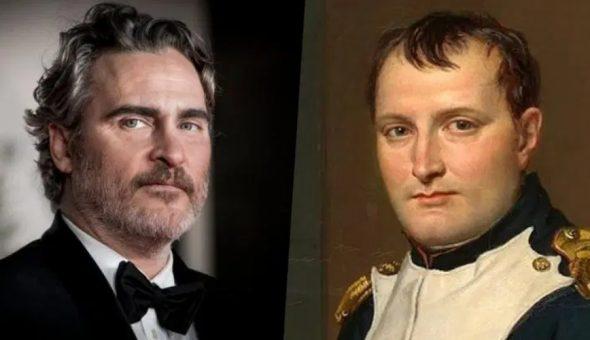 Joaquin Phoenix volverá al cine como Napoleón Bonaparte.