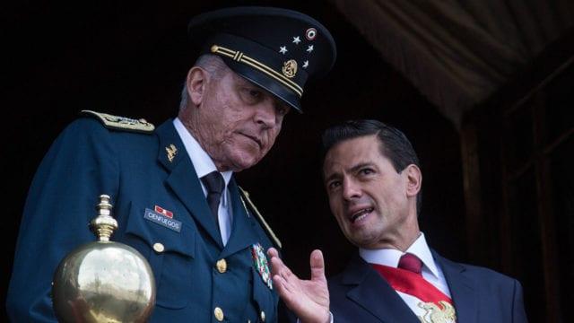 AMLO: No hay investigaciones mexicanas de Cienfuegos ni se relaciona con el narco