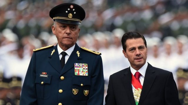 AMLO: No hay investigaciones mexicanas a Cienfuegos ni se le relaciona con el narco
