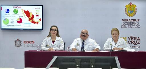 4 mil 692 han muerto por COVID-19 en Veracruz.