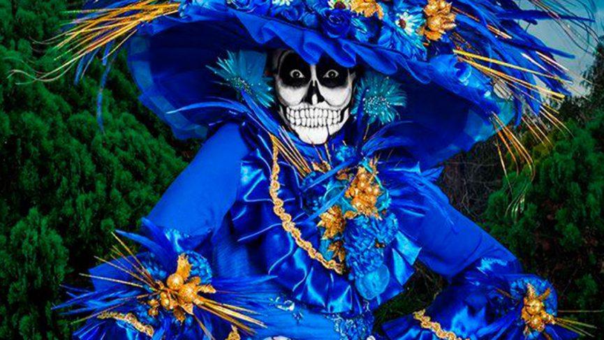 Sí habrá desfile y concurso de catrinas en Veracruz