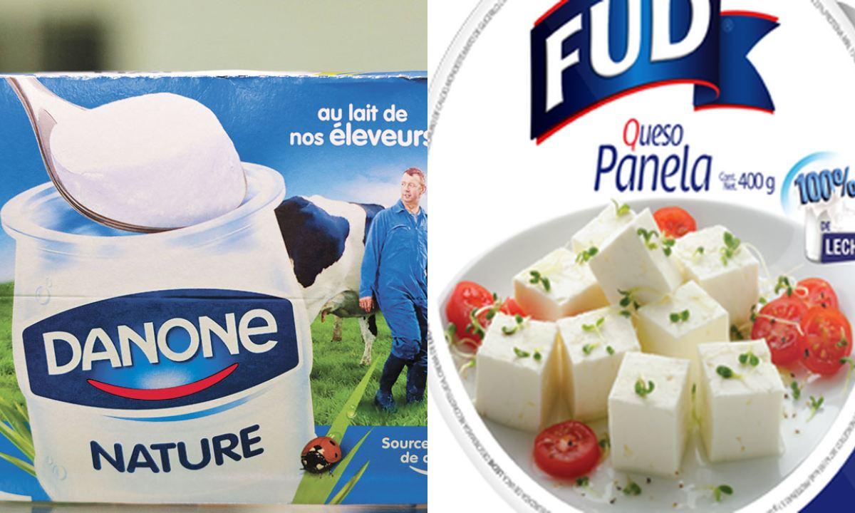 AMLO asegura diálogo con empresas de queso y yogur señaladas por PROFEPA