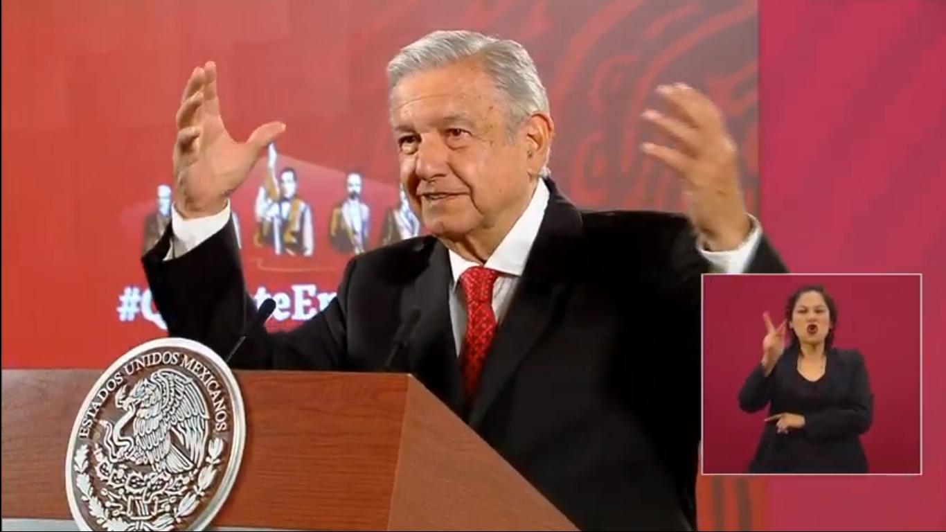 AMLO exhorta a evitar fraude electoral en Hidalgo y Coahuila
