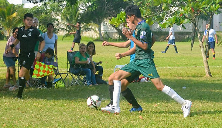Liga Oropeza tiene sus finalistas del Torneo de Verano
