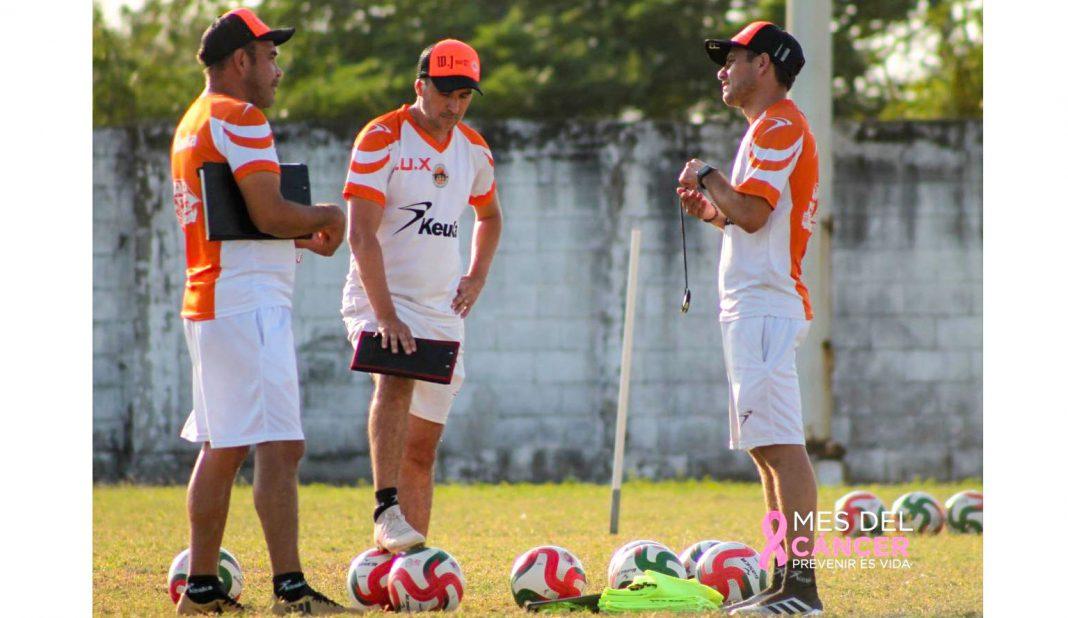 Atlético Veracruz inicia semana de entrenamiento