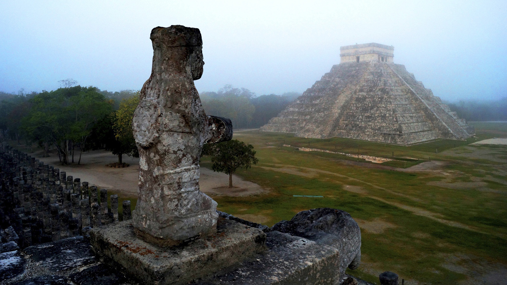 Descubren 2mil monumentos históricos en los primeros tramos del Tren Maya