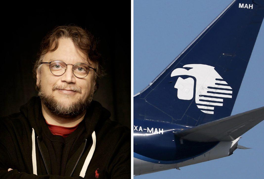 Guillermo Del Toro reta a Aeroméxico para que regalen vuelos.