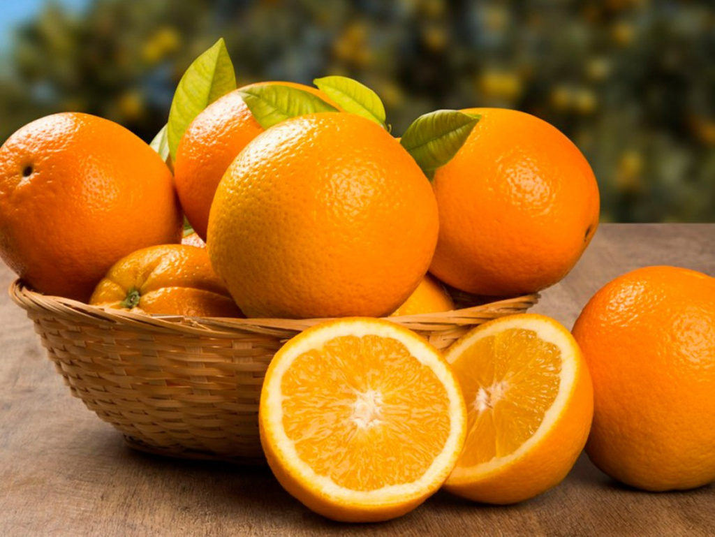 Crean un semiconductor a partir de semillas de naranja