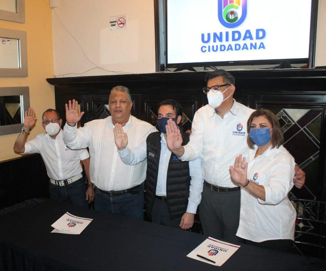 Partido Unidad Ciudadana tendrá candidatos ciudadanos y no políticos