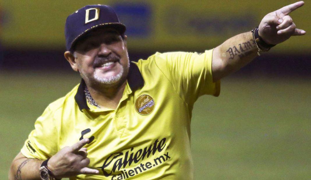 Diego Armando Maradona ha muerto.