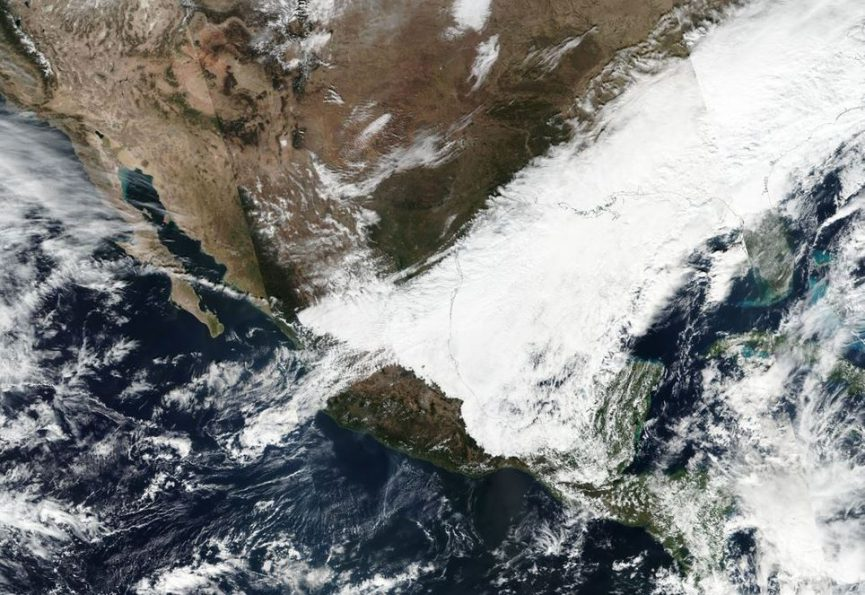 Desactivan alerta gris por disminución de lluvias en el norte.