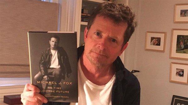 Michael J. Fox anuncia un segundo retiro de la actuación.