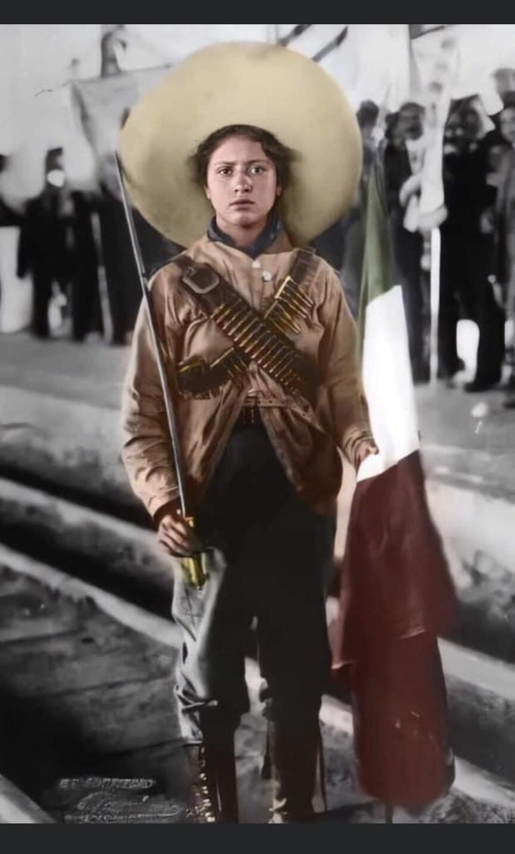 La Adelita y su papel en la Revolución Mexicana