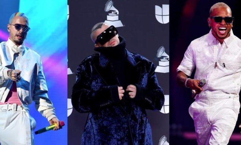Conoce los ganadores de los Latin Grammy.