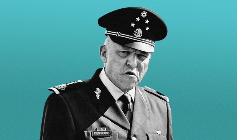 EU retira cargos al general Cienfuegos; será juzgado en México
