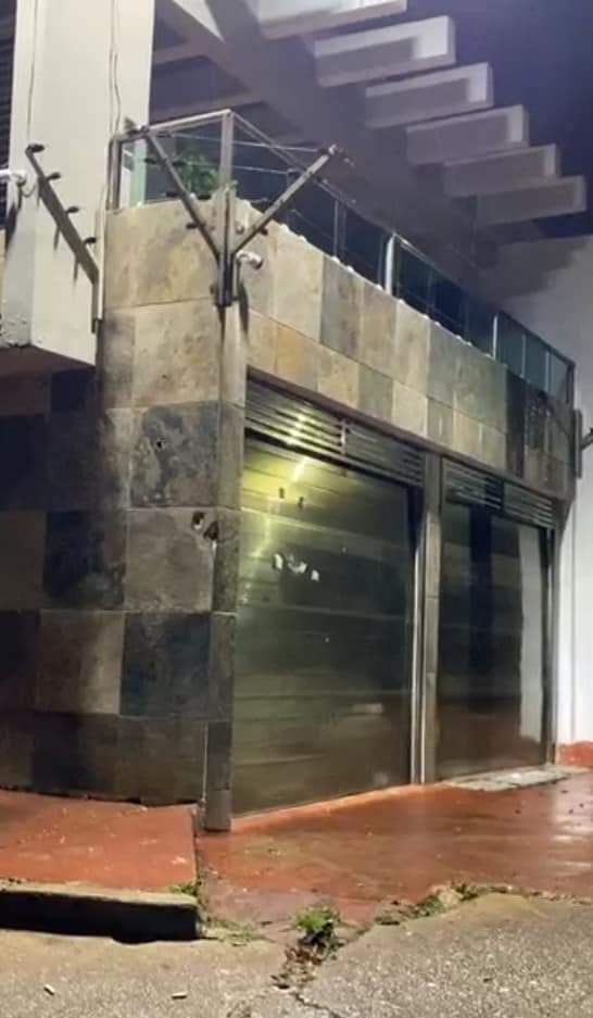 Casa del alcalde de Acayucan es baleada