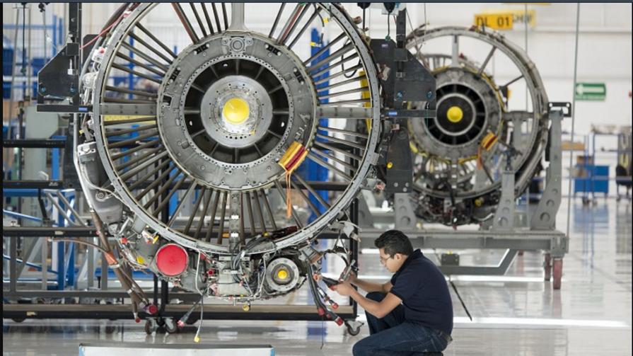 SCT anuncia la creación de la Industria Aeroespacial Mexicana.