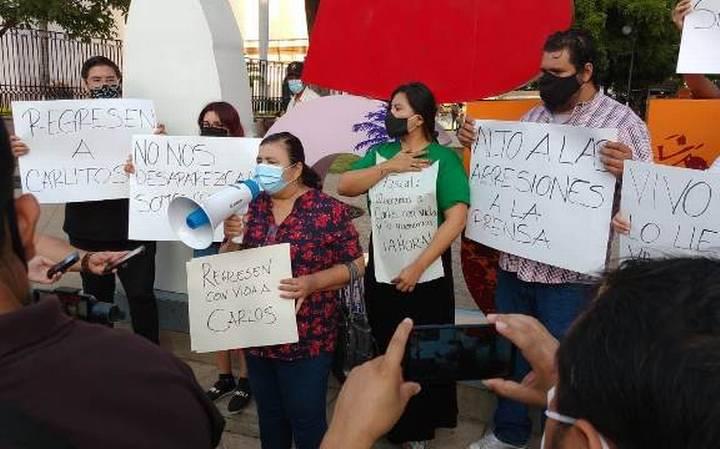 Liberan al fotógrafo secuestrado en Mazatlán.
