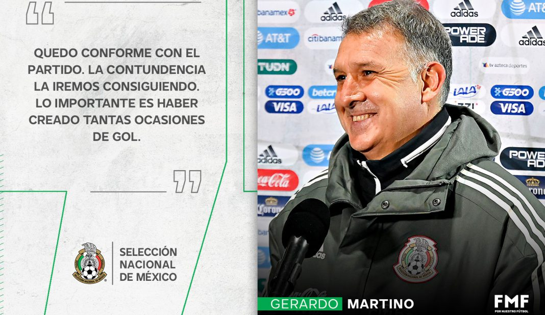 Ofensiva Raúl Jiménez, Tecatito y Chucky ilusiona a Martino