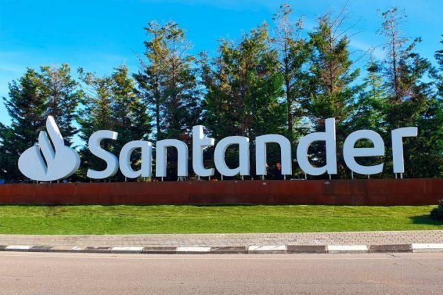 Santander cerrará un tercio de sus sucursales en España.