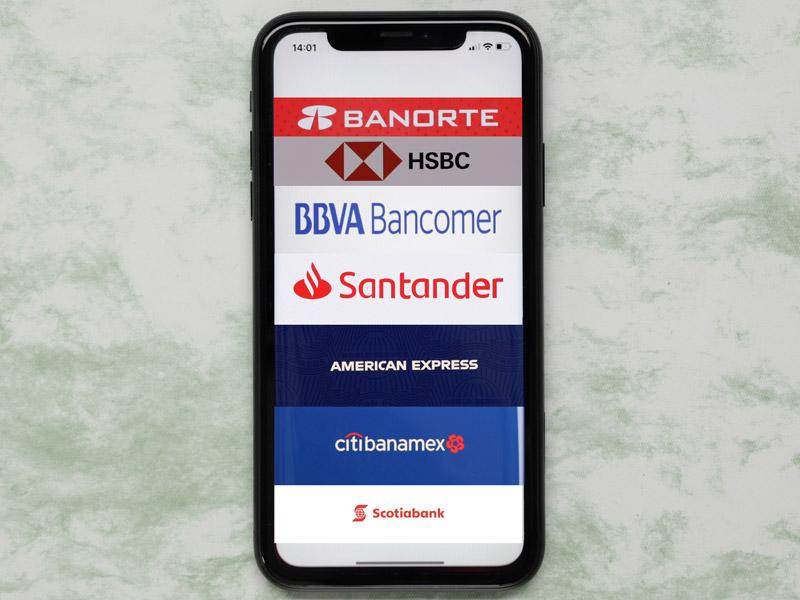 Banca digital se cae en México durante el Buen Fin.