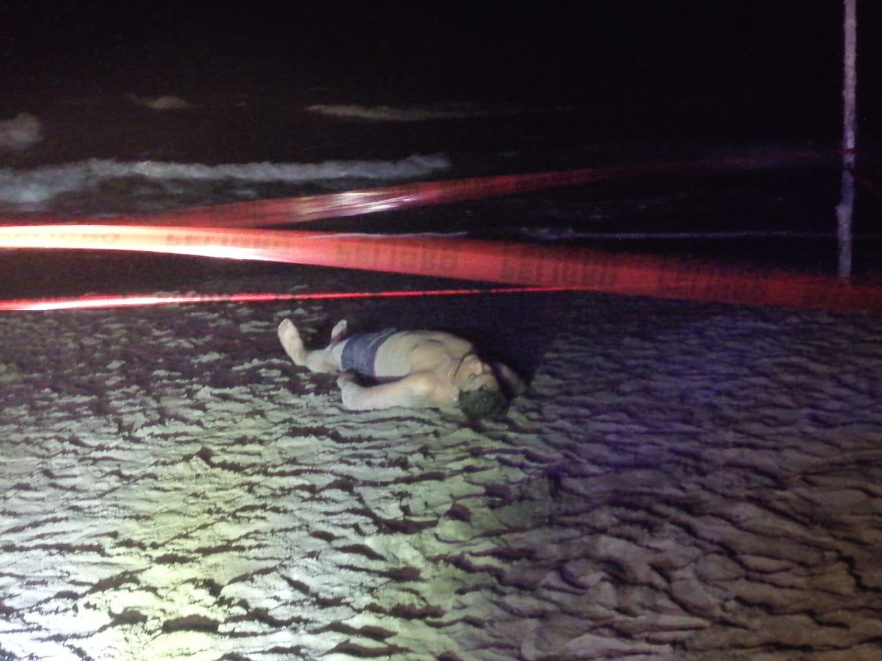 Muere ahogado en Playa Juan Ángel.