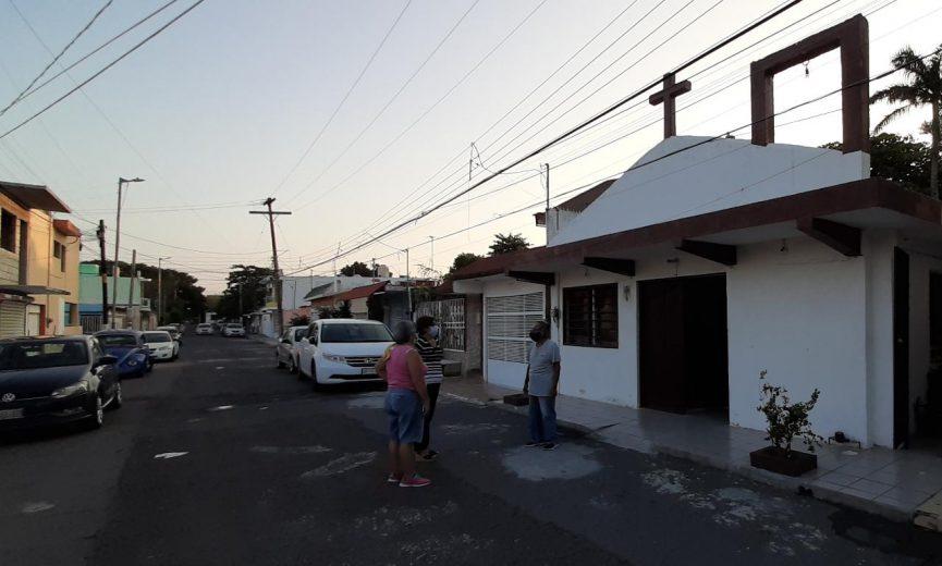 ¡Sin temor a Dios!; se roban campana de iglesia en el puerto
