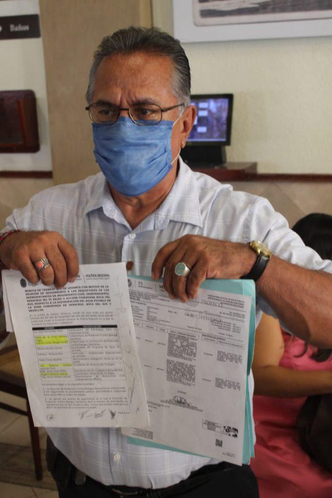 Exigen a Grupo MAS frenar cortes de agua durante pandemia