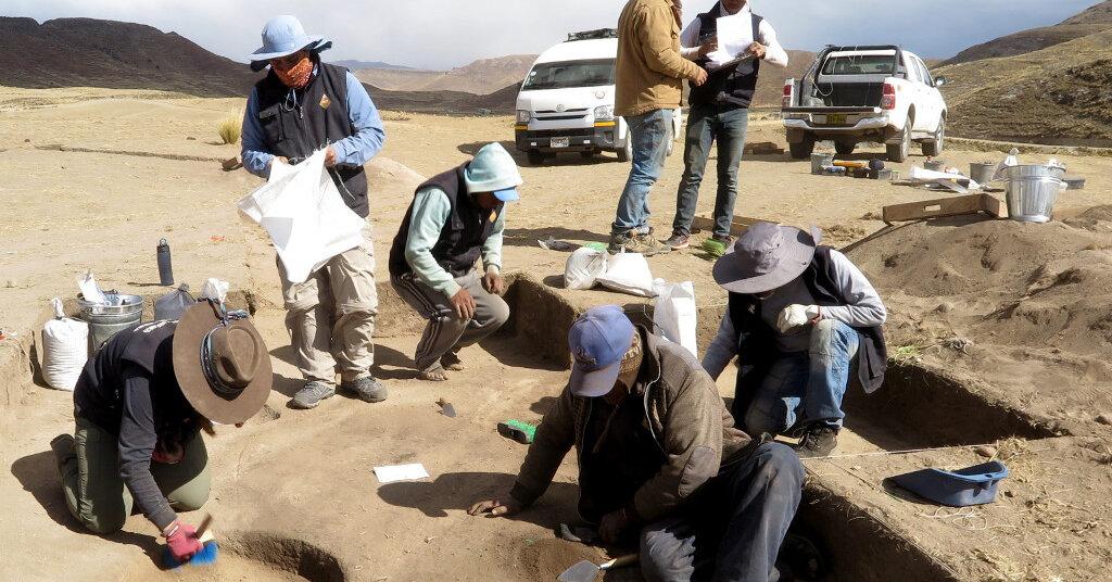 Estudio demuestra que las mujeres también cazaban en el Pleistoceno.