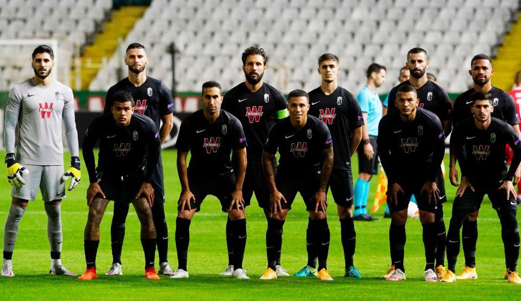 Granada se suma al Real Madrid con positivos COVID-19