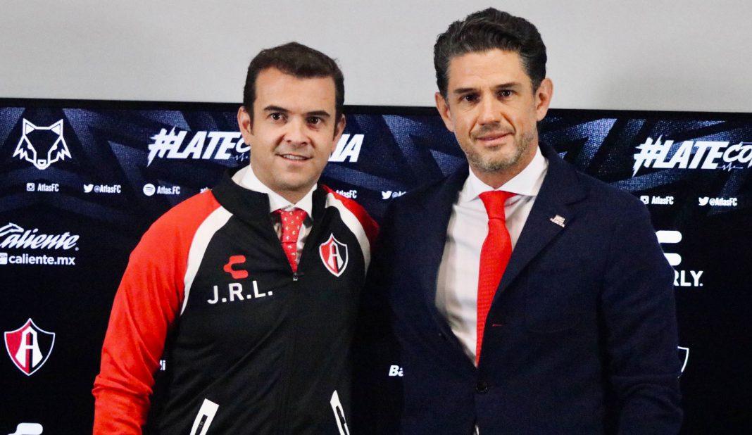 José Riestra nuevo presidente ejecutivo del Atlas