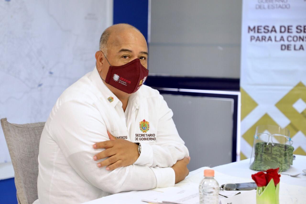 Senadores presentan punto de cuerdo contra Cisneros por amenazas a los alcaldes del PRD